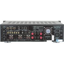 VOCOPRO ASP-9800 PROFESSIONAL MIXING AMPLIFIER + SPEAKER PACKAGE & TWIN RADIO MIC