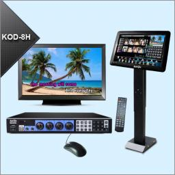 BLUELASER KOD8+ KARAOKE TOUCH SCREEN MACHINE + 40000 CHINESE PRE LOADED SONGS