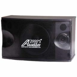 """AUDIO2000S ASP 5210A 10"""" SPEAKERS(PAIR)"""