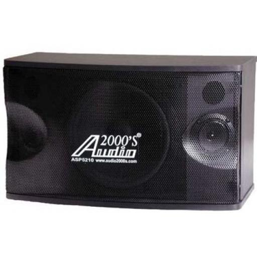 AUDIO2000 SYSTEM & KARAOKE PLAYER + AMPLIFIER