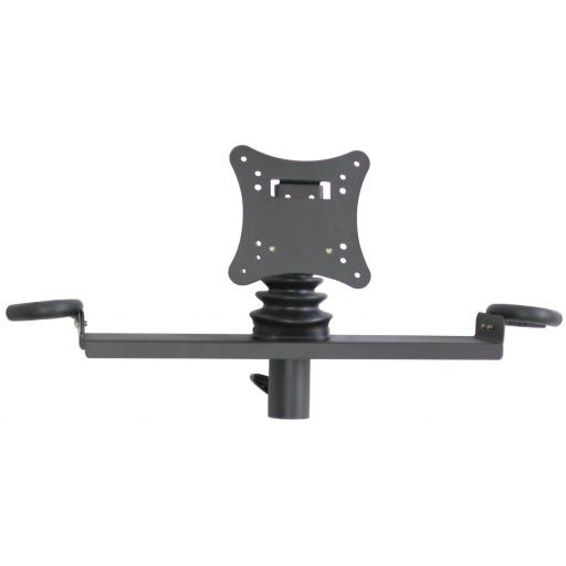 AUDIO2000s FLATSCREEN TV BRACKET (FITS TO STANDARD SPEAKER STAND)