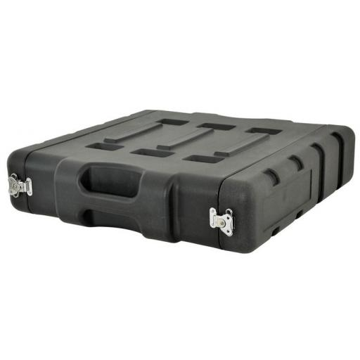 CITRONIC 3 U FLIGHT CASE