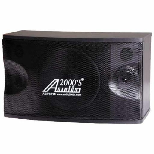 "AUDIO2000S ASP 5210A 10"" SPEAKERS(PAIR)"