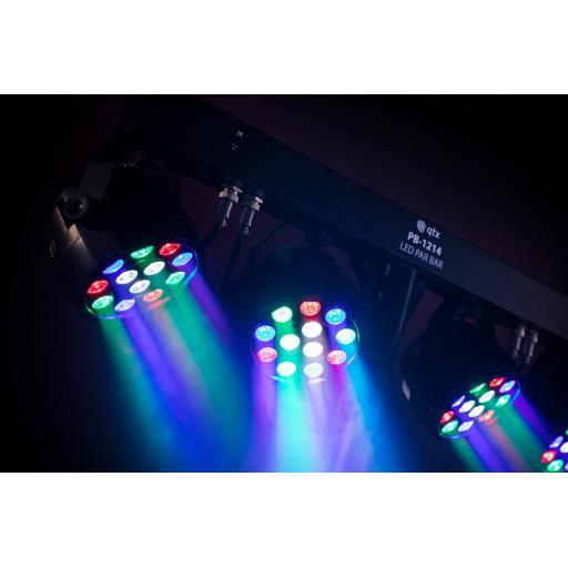 QTX LED PAR Bar System