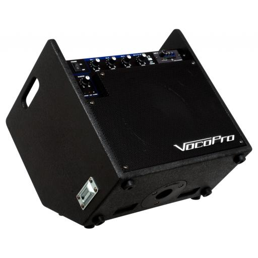 VOCOPRO MOBILEMAN Battery Powered P.A. System with Subwoofer