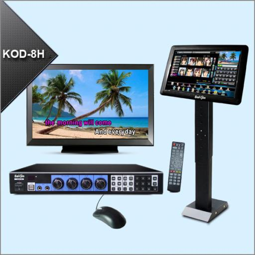 BLUELASER KOD8+ KARAOKE TOUCH SCREEN MACHINE + 40000 CHINESE SONGS PRE-LOADED