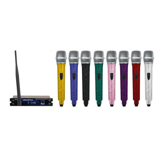 Vocopro UHF-18-DIAMOND Single Channel UHF Wireless Mic System