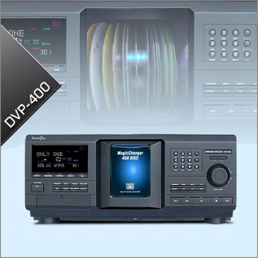 Karaoke uk DVP-400 (400-Disc Changer) CD+g DVD karaoke machine