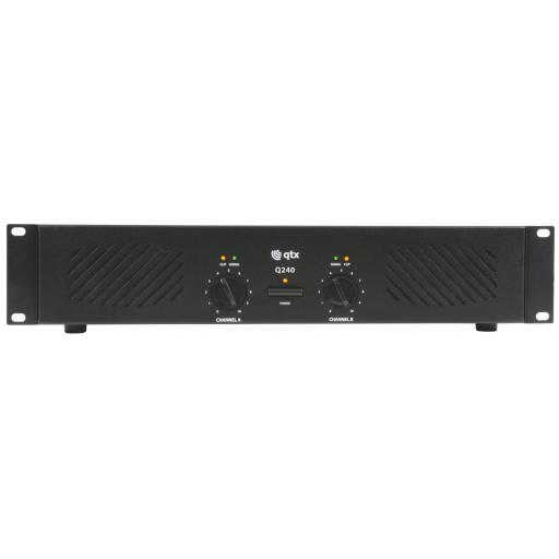 QTX Q240 2U POWER AMPLIFIER