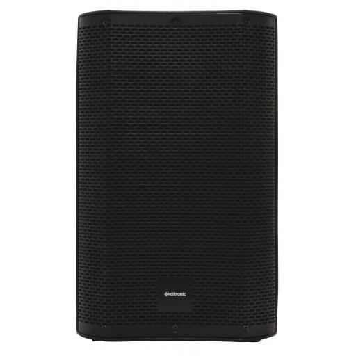 CITRONIC CASA 10-A ACTIVE PA SPEAKER WITH DSP, USB/SD AND BLUETOOTH (pair)