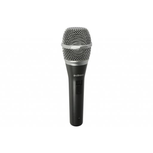 Citronic DM50S Neodymium Dynamic Vocal Microphone