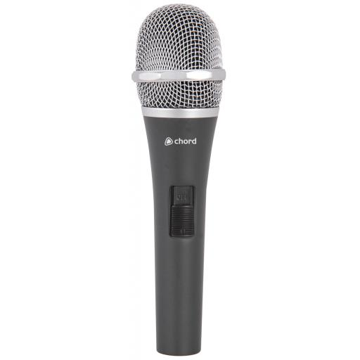 Chord DM4 Dynamic Vocal Microphone