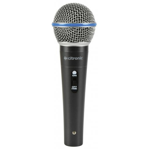 Citronic DM15 Dynamic Microphone
