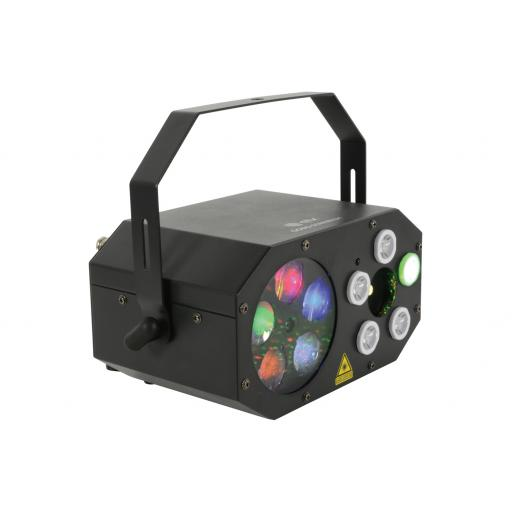 QTX Gobo Starwash Multi Light Effect